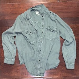 Like new condition, utility shirt